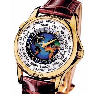 Часы Patek Phillipe Model 2523 Heures Universelles